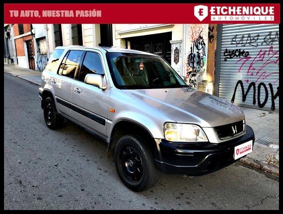 Honda Cr-v 2.0 4x4 Permanente Segundo Dueño Etchenique.