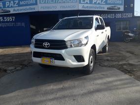 Toyota Hilux 2.7 ..full.... 2017 Nueva En Garantia