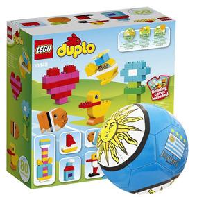 El Primeros Duplo 10848Pelota Lego Rey Mis Ladrillos tdrohCxQBs