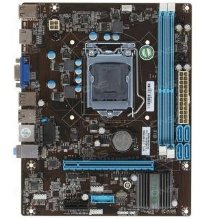 Motherboard Intel H61 Lga 1155 Hdmi Pci-e Nuevas En Caja
