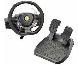 Volante Y Pedalera Ferrari