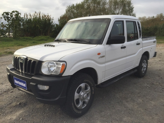 Mahindra Scorpion Doble Cabina 4x2