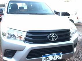Toyota Hilux Nafta Service Ofi