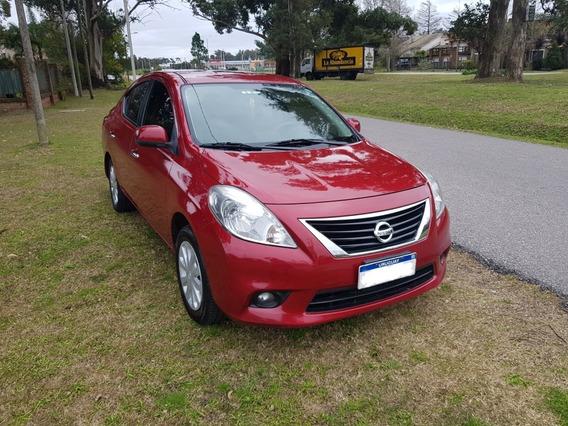 Nissan Versa Versa 1.6 Financio