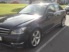 Mercedes Benz C250 Edition C Un Dueño, Nuevo !! Dta Iva