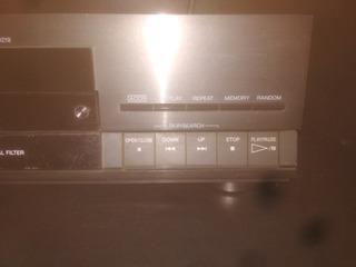 Compactera Toshiba X9219 Hifi Leer! Para Revisar Oportunidad
