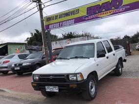 Toyota Hilux 2.4 Con Hidráulica