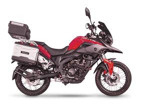 Moto Tourer Corven Triax Touring 250 0km Urquiza Motos