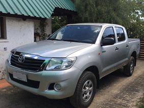 Toyota Hilux 2.5 Cd Dx Pack Tdi 120cv 4x2
