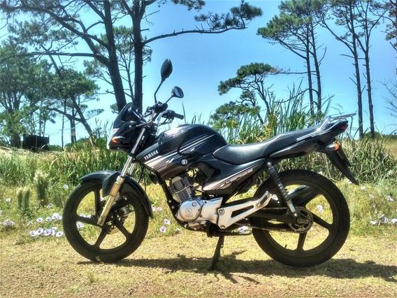 Yamaha Ybr 125 Cc - Año 2014