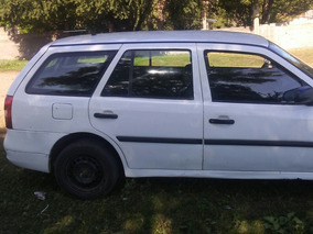 Volkswagen Parati 1.9 Sd Format 601 2008