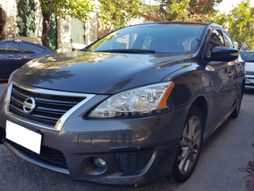 Nissan Sentra Sr Cvt Extra Full Inmaculado Con Techo!!