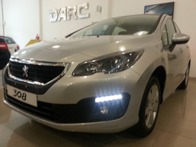 Peugeot 308 0km Plan Adjudicado $255.000 Y Ctas - Darc Autos