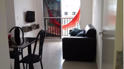 Apartamento Mobiliado Nova Parnamirim 2 Dorms 1 Suite Natal