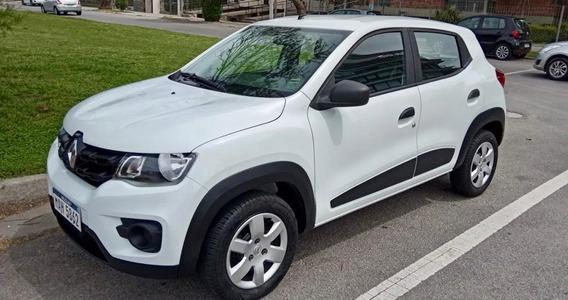 Renault Kwid Zen 1.0 66cv 2018 13.500 Kmts