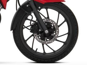 Honda Cb 125 Twister - 0km Creditos Solo Con Dni-m