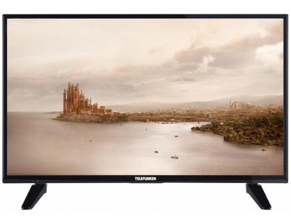 Televisor Telefunken Smart Led Tv - 32 - Sintonizador - Lcm