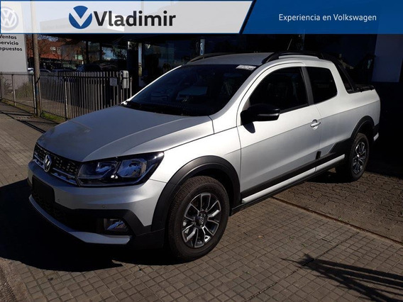 Volkswagen Saveiro Doble Cabina Cross 2019 0km