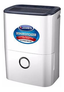 Deshumidificador James 20 Lts Digital Area Hasta 52m2 Pcm