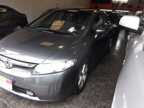 Honda Civic 1.8 Lxs 4p Manual