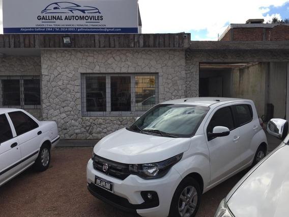 Fiat Mobi Easy On Impecable Estado! Permuto Financio
