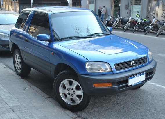 Toyota Rav4 2.0 4x4 - Excelente Estado!