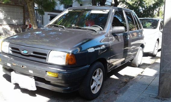 Ford Festiva Gl - Original Y En Excelente Estado !!