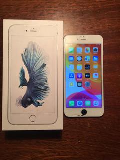 iPhone 6s Plus De 64, Libre, Con Detalles A La Vista