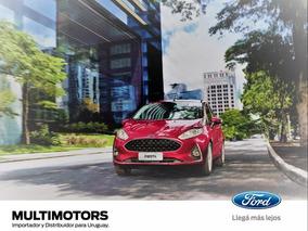Nuevo Ford Fiesta S Plus U$s19490