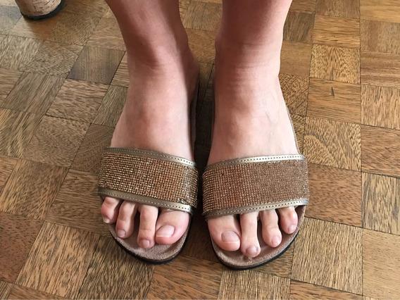 Nuevas! Hermosas Sandalias Bajas!!!!