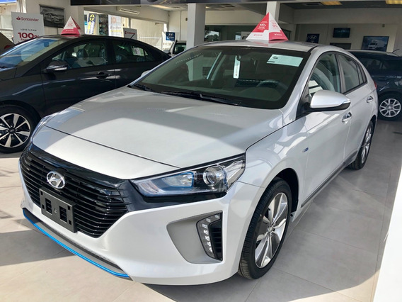 Hyundai Ioniq Hibrido Full 2019 - Lagomar Automoviles