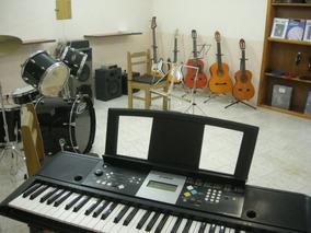 Clases De Guitarra Bajo Batería Piano Órgano Acordeón Musica