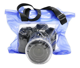 Funda Anti Agua Estuche Para Cámara Reflex Nikon Canon Sony