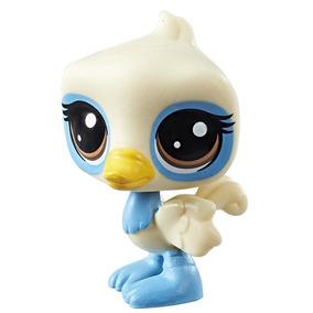 Figuras Surtidas Little Pet Shop Azure Ostrich Hasbro - Hb