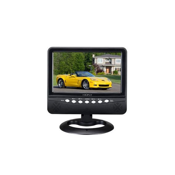 Mini Tv Lcd 9¿ C/sintonizador Digital Xion Xi-lcd9isdbt