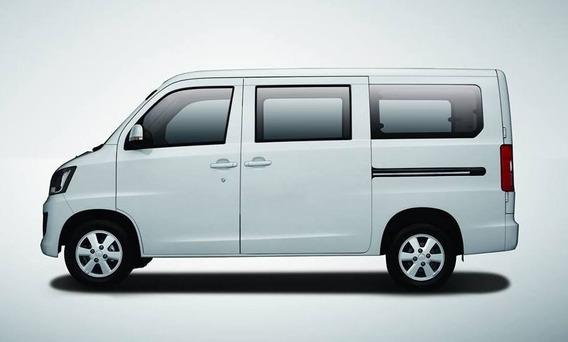 Faw Minivan V80 Panorámica