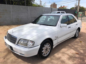 Mercedes-benz Clase C 2.5 C250 Elegance Plus At Te 1998