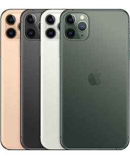 iPhone 11 Pro Max 256gb Libres Sellados - 1 Año De Garantía