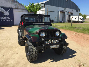 Jeep Cj5 Doble Featon
