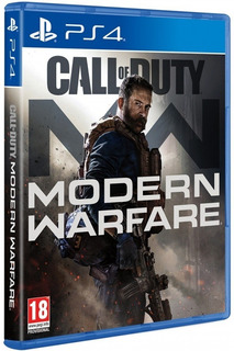 Juego Original Fisico Play Ps4 Call Of Duty Modern Warfare