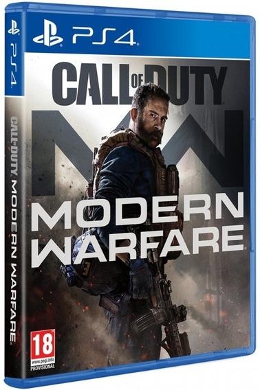 Juego Original Fisico Play Ps4 Call Of Duty Modern Warfare