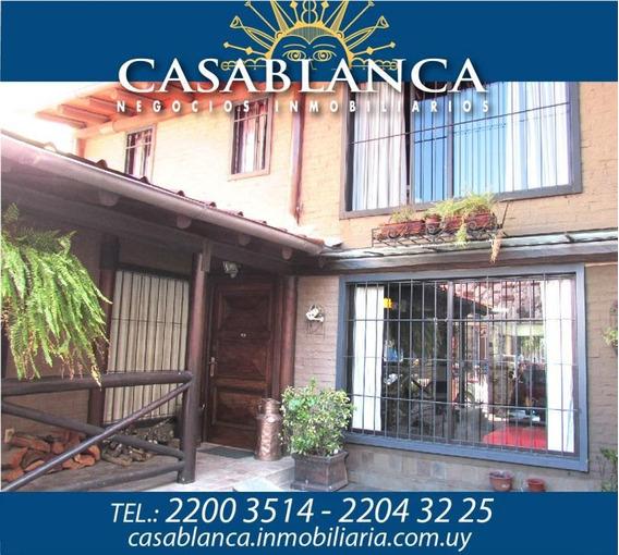 Casablanca - De Revista, Casa Estilo Colonial, Nueva.