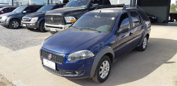 Fiat Palio 1.4 Weekend Trekking 2010