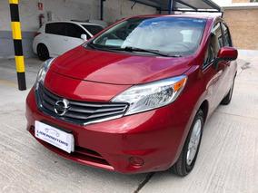 Nissan Note 1.6 Note Sense Mt 2014 Permuto Financio