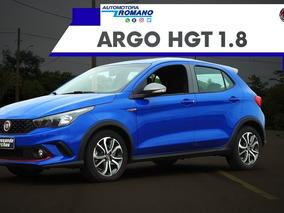 Fiat Argo Hgt 1.8 16v