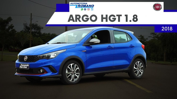 Fiat Argo Hgt 1.8 16v Automatico