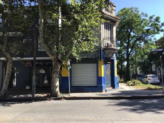 Local Comercial Con Renta Apartamento Garaje Venta Pocitos