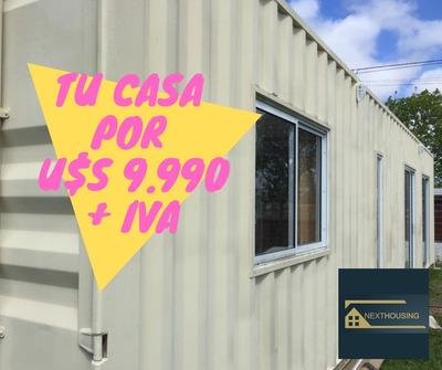 Viviendas Contenedor, Container 40 Pies Hc , Casas Container