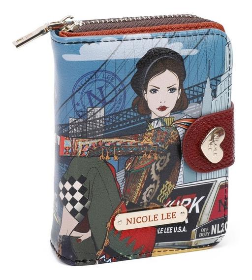Billetera Dama Nicole Lee Usa 2020 - New York - Prt6903