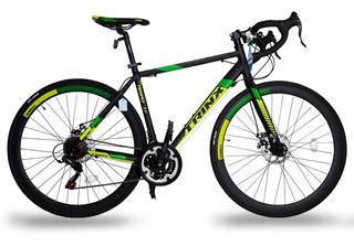 Bicicleta Trinx Acc.shimano De Carrera 100% Armada Mvdsport